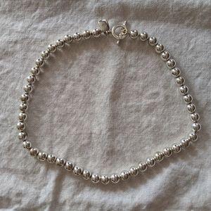 Ralph Lauren silver necklace